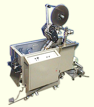 Bag Maker with Labeling Machine