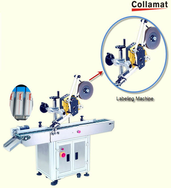 Guide Labeling Machine